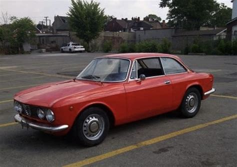 Alfa Romeo 1750 Gtv For Sale by Be Real 1969 Alfa Romeo Gtv Bring A Trailer