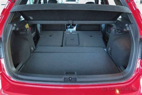 Gti Cargo Space by Useful Cargo Space 2015 Volkswagen Golf Gti Term