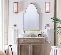 powder room mirror Stella Powder Room Mirror | Pottery Barn