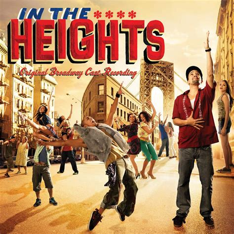 Chu's lively and authentic eye for storytelling to capture a world very much of its in the heights is oozing with energy and heart, and rocks one stunning set piece after the next. In The Heights Broadway Musical | Lin-Manuel Miranda ...