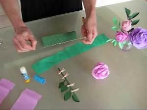 Fleur De Papier : fleur de youtube ~ Farleysfitness.com Idées de Décoration