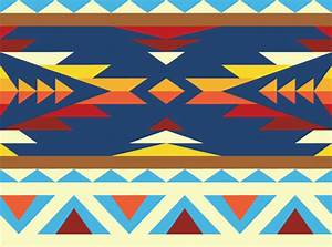 Image Gallery native american patterns wallpaper