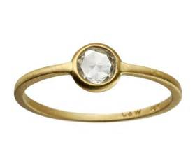 simple wedding bands simple engagement rings