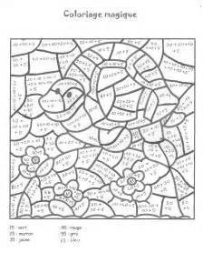 Coloriage Magique Ce1 Multiplication