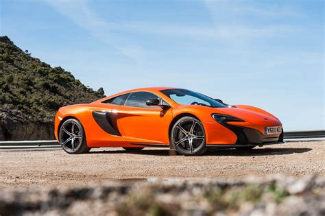 Mclaren 650s Review, Price And Specs