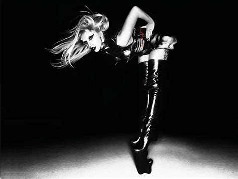 Lady Gaga Born This Way Photoshoot