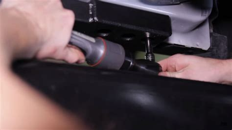 mustang jacking rails install bmr