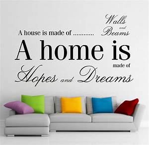 Wall art ideas design decor home with quotes