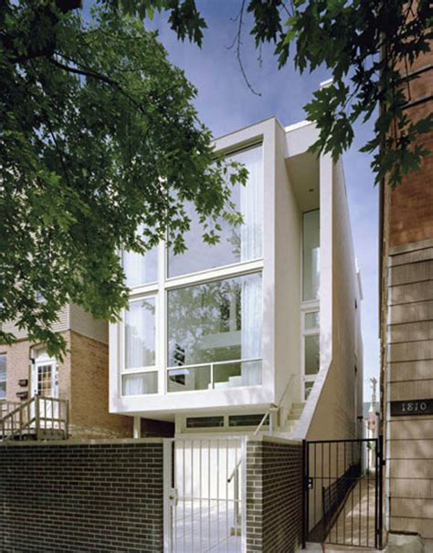 decorative story townhouse home chicago townhouse by gorlin