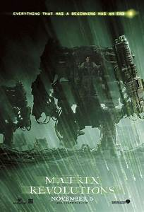 The Matrix Revolutions Poster - The Matrix Fan Art ...
