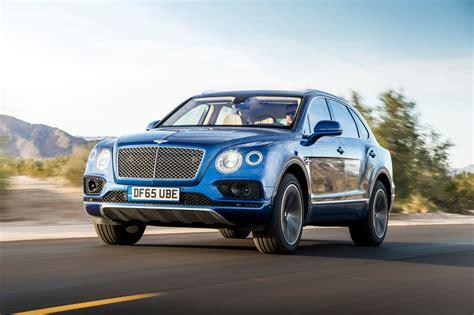 2017 Bentley Bentayga Pricing