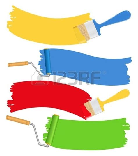 the strokes black brush strokes paint clipart
