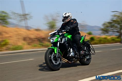 2017 Kawasaki Z650 First Ride Review Motoroids