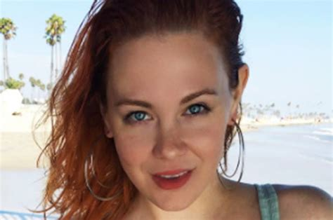 Maitland Ward Boy Meets World Actress Flashes Nipples In Sexy Wet Swimsuit Snap Daily Star