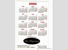calendario de bolsillo herboristeria la argen Comprar