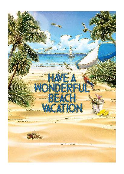 Voyage Bon Vacation Wishes Card Greetings 123greetings