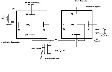 Step Nitrous Latching Relay Holley Blog
