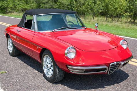 1967 Alfa Romeo Spider by 1967 Alfa Romeo Spider 1600 Convertible Motoexotica