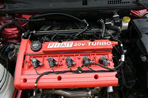 fiat stilo abarth   turbo conversion  fiat