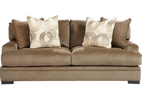 cindy crawford home essex street granite apartment sofa