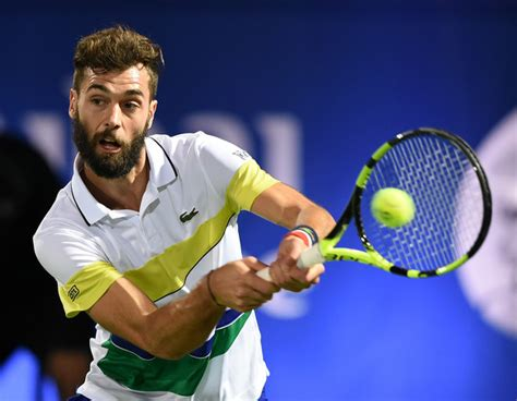 View the full player profile, include bio, stats and results for benoit paire. Benoit Paire Photos - ATP Dubai Duty Free Tennis ...