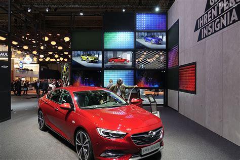 Effektetage  Opel Exclusive