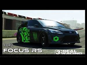 Ford Focus 3 Rs : real racing 3 ford focus rs custom paint youtube ~ Dallasstarsshop.com Idées de Décoration