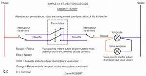 Les Va Et Vient : sch mas electricit s ~ Dailycaller-alerts.com Idées de Décoration