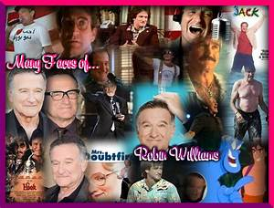 R.I.P. Robin Williams 1951 - 2014 by Lady1Venus on DeviantArt