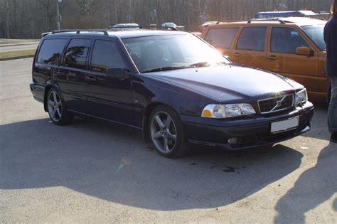 1998 Volvo V70 Awd by 1998 Volvo V70 4 Dr R Turbo Awd Wagon Volvo And Saab