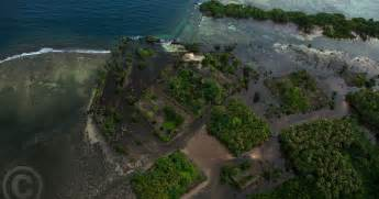 Nan Madol, Pohnpei Island, Micronesia. Ancient artificial ...