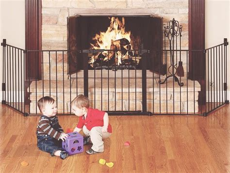 Babyproofing 101 How To Babyproof Your Fireplace