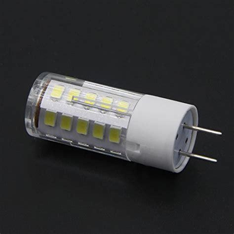bqhy bqhy 5 pack g8 led bulb 120v t4 g8 base bi pin