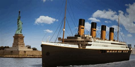 Unsinkable Ships Sink by Titanic 2 Fully Functioning Replica Of The Unsinkable
