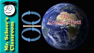 Understanding  The Coriolis Effect