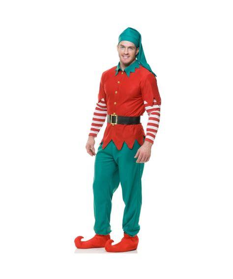merry elf mens costume christmas costumes