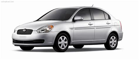 2007 Hyundai Accent by 2007 Hyundai Accent Gls Conceptcarz