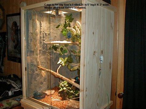 chameleon cage plans  reptile cages plans images dream building pinterest reptile