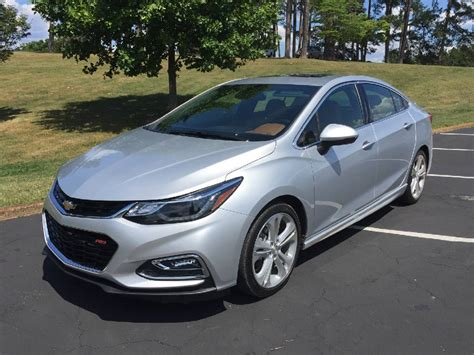 test drive  chevy cruze full review chattanooga