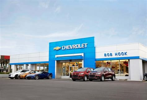 About Bob Hook Chevrolet In Louisville, Ky 40218 Kelley