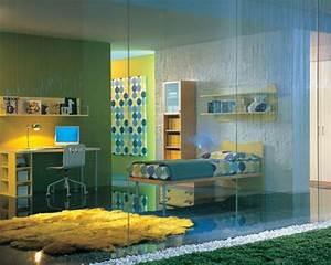 chambre ado garcon aidez votre ado a faire choix 24 idees With tapis jaune avec canapé lit chambre ado