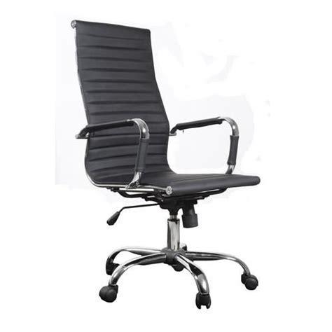 fauteuil bureau design chaise bureau design achat vente chaise de bureau noir