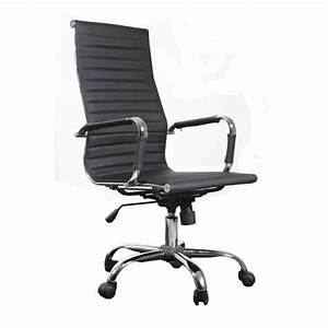 Fauteuil De Bureau Design : chaise bureau design achat vente chaise de bureau noir cdiscount ~ Teatrodelosmanantiales.com Idées de Décoration