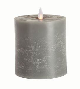 Sompex Led Kerzen : sompex echtwachskerze led grau sompex led kerzen querpass shop ~ Orissabook.com Haus und Dekorationen