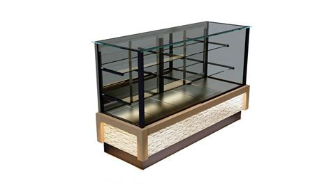 Refrigerated Pastry Display Unit   FNF Metal