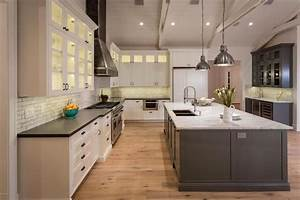27 luxury kitchens that cost more than 100000 incredible for Kitchen cabinet trends 2018 combined with large driftwood wall art