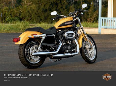 2006 Harley-davidson Xl 1200r Sportster 1200 Roadster
