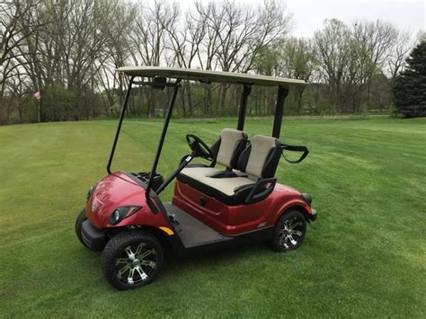 2016 Yamaha Ptv Electric Golf Cart For Sale