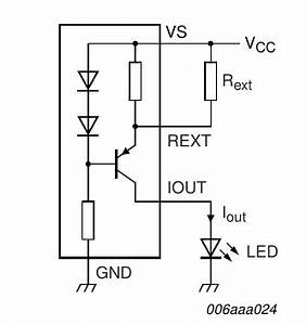 battery operated driving constant current through 2 leds With part 1 constant voltage mode power pcb for led strips
