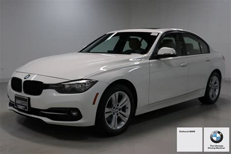 Certified Bmw by Certified Pre Owned 2016 Bmw 3 Series 328i Xdrive 4dr Car